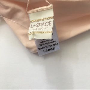 l*space Intimates & Sleepwear - L* Space Bikini Top L